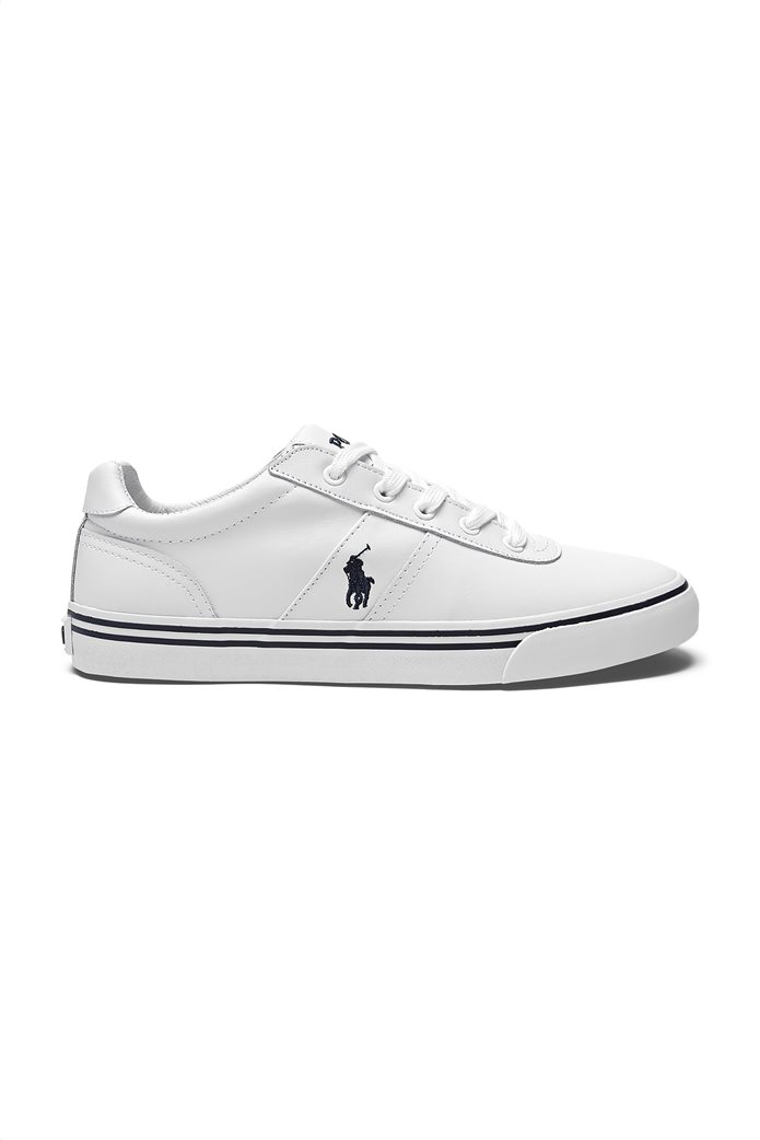Polo Ralph Lauren ανδρικά sneakers δερμάτινα Hanford 0