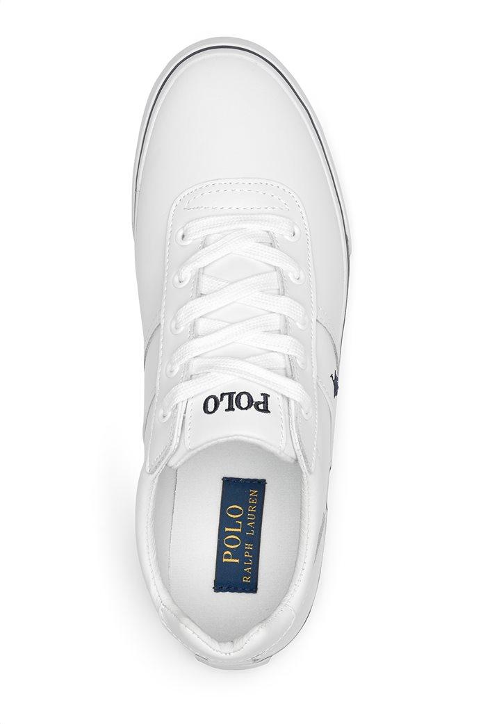Polo Ralph Lauren ανδρικά sneakers δερμάτινα Hanford 2