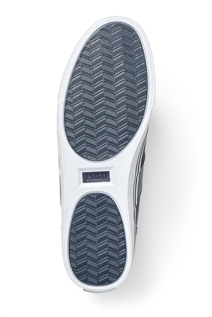 Polo Ralph Lauren ανδρικά sneakers δερμάτινα Hanford 3