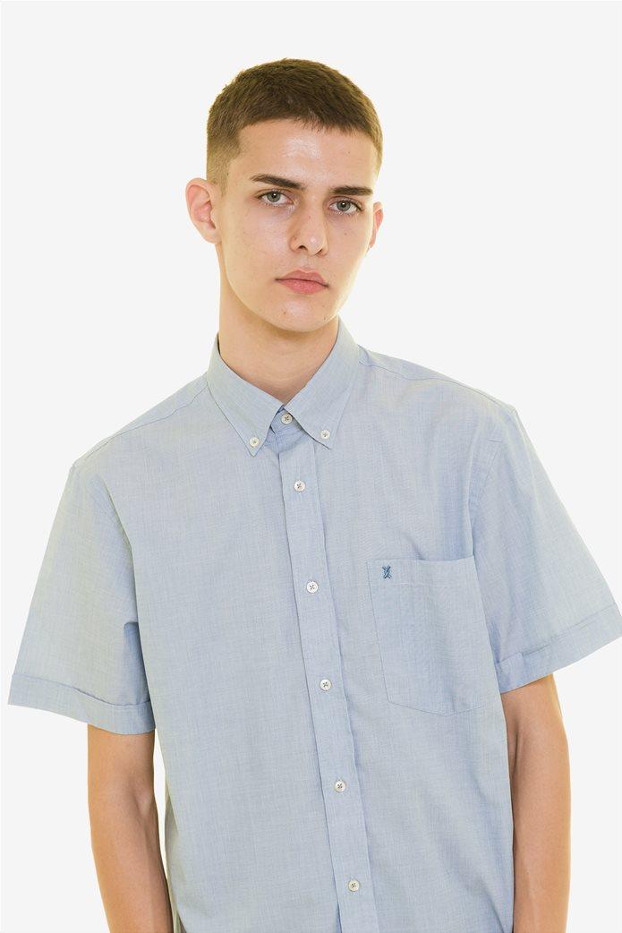 The Bostonians ανδρικό κοντομάνικο πουκάμισο (sizes 39-46) 0