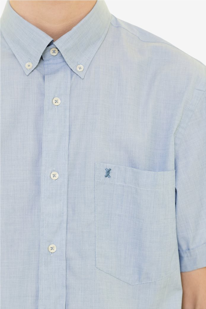 The Bostonians ανδρικό κοντομάνικο πουκάμισο (sizes 39-46) 4