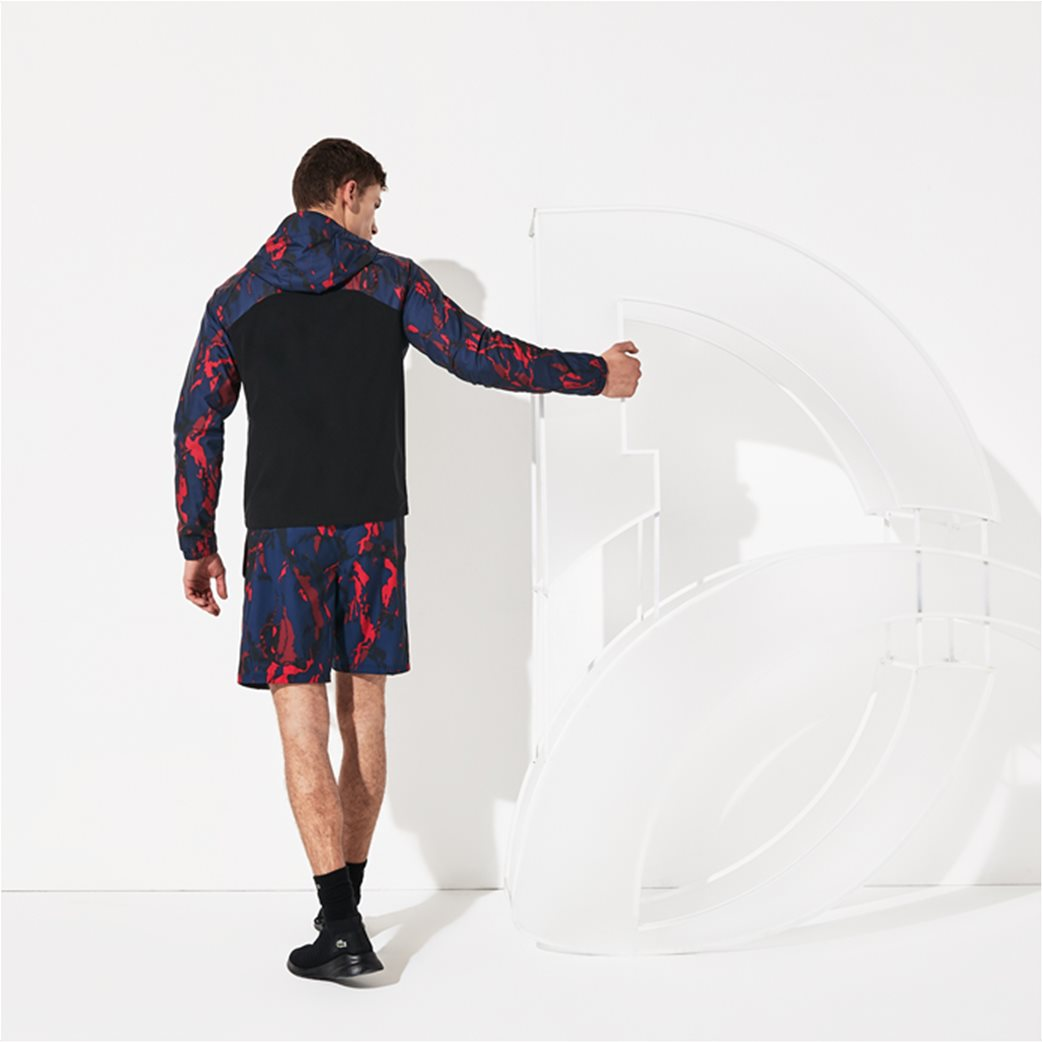 Lacoste ανδρικό μπουφάν αδιάβροχο Lacoste SPORT x Novak Djokovic 2