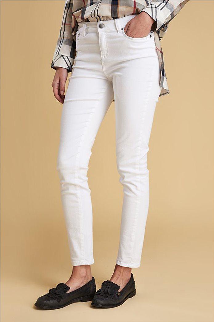 Barbour γυναικείο παντελόνι Essential Slim 0