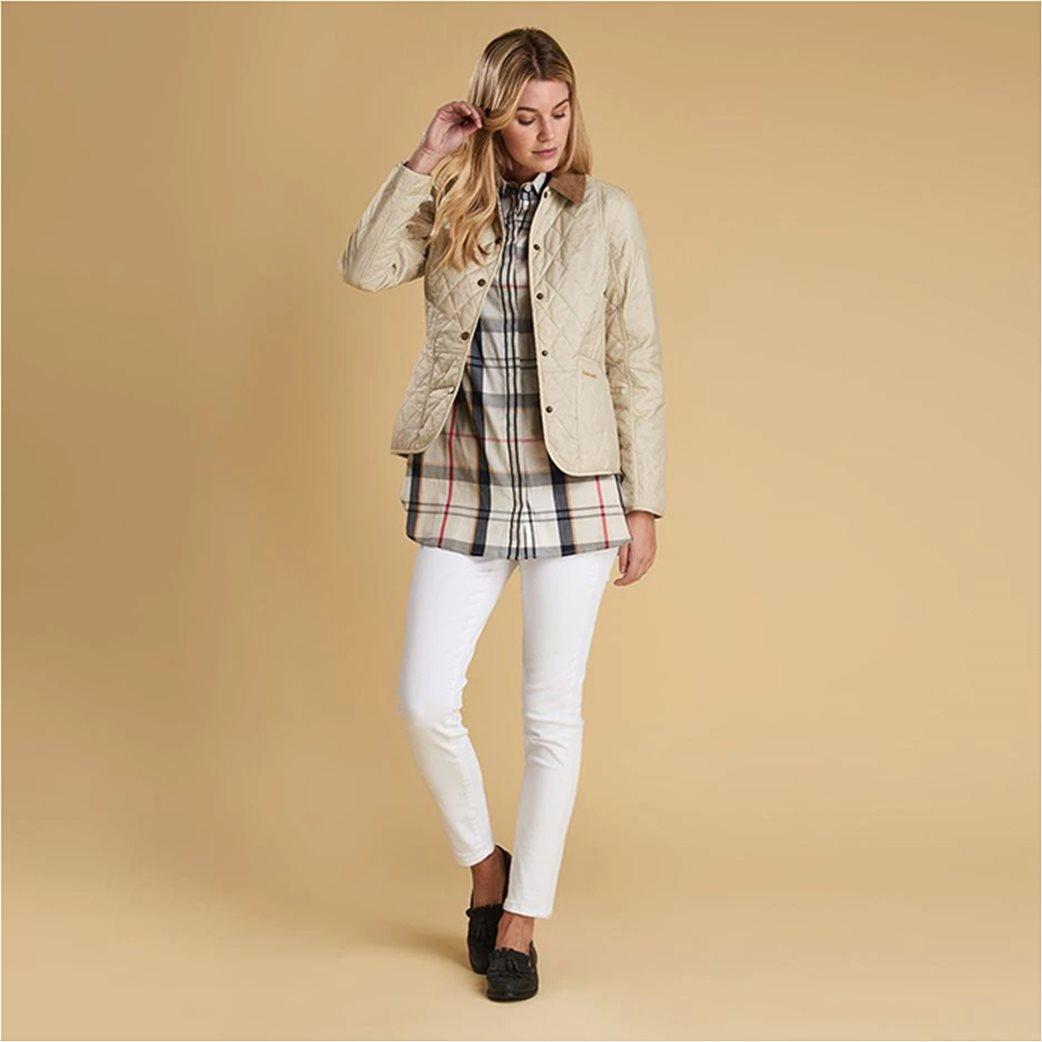Barbour γυναικείο παντελόνι Essential Slim 2