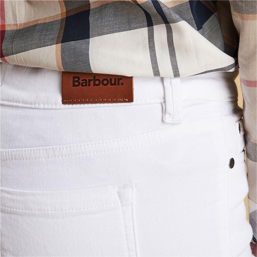 Barbour γυναικείο παντελόνι Essential Slim 3