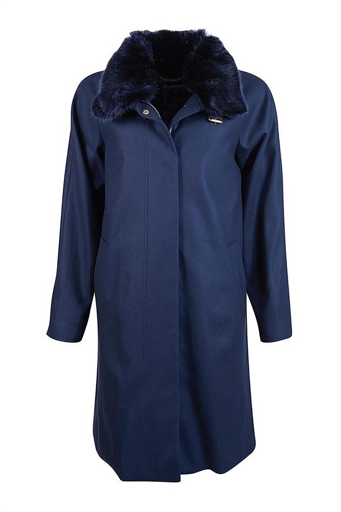 "Barbour γυναικείο παλτό με γούνινο γιακά ""Kelvin Wool"" 0"