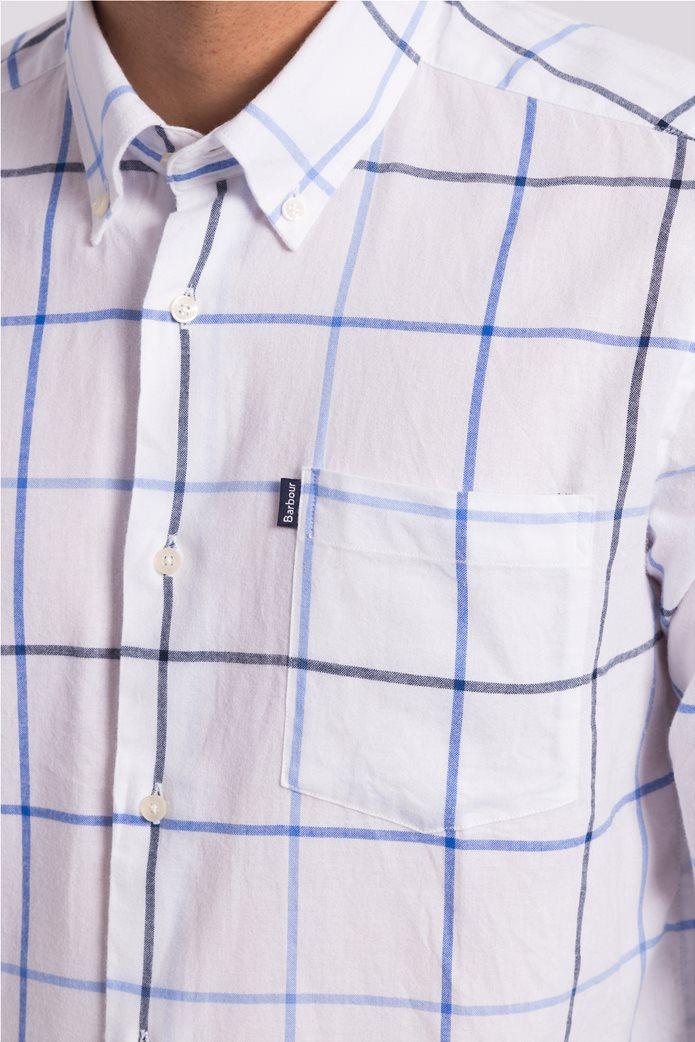 Barbour ανδρικό πουκάμισο Max Tailored 3