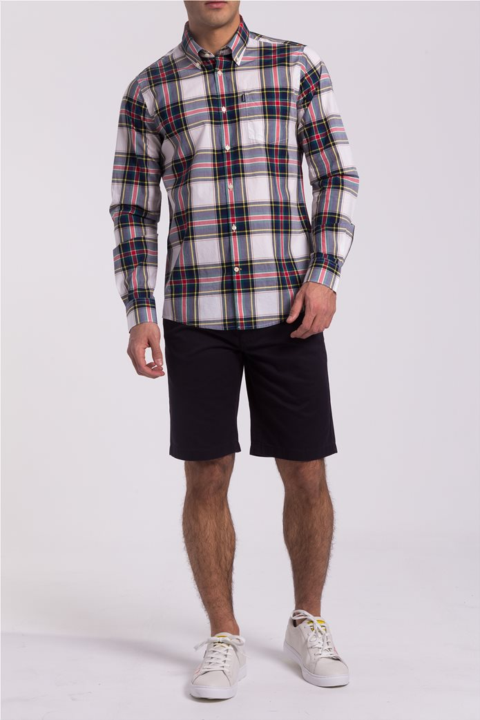 Ανδρικό καρό πουκάμισο Barbour 1