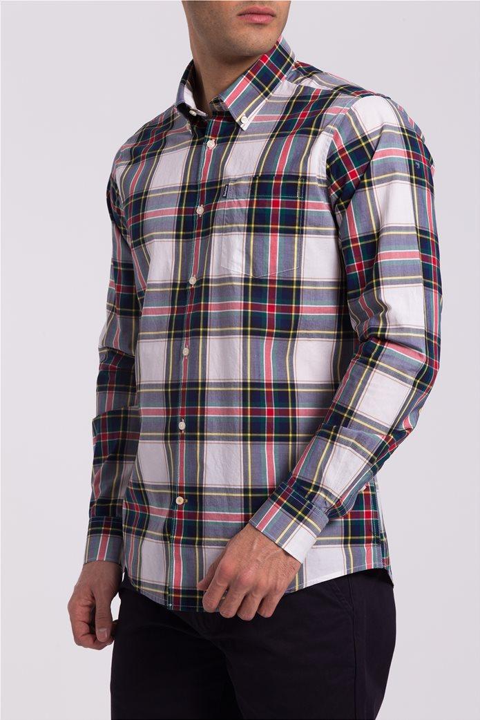 Ανδρικό καρό πουκάμισο Barbour 2