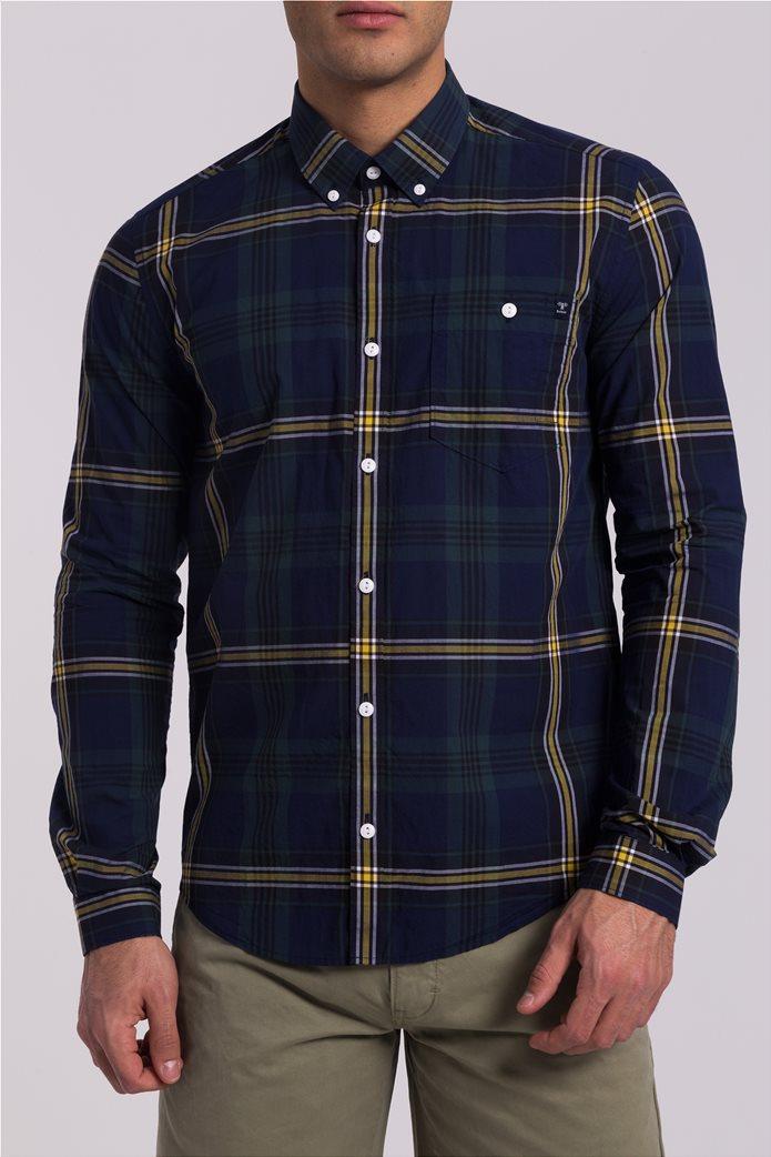 Barbour ανδρικό πουκάμισο καρό 0