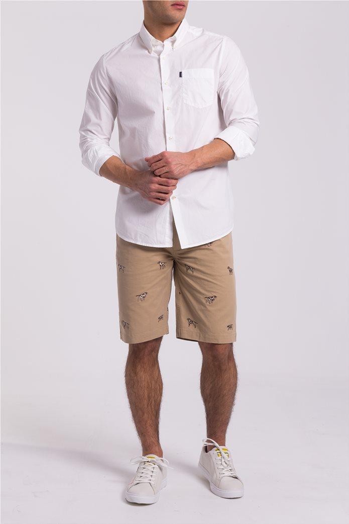 Ανδρικό πουκάμισο Spencer Tailored Fit Barbour 1
