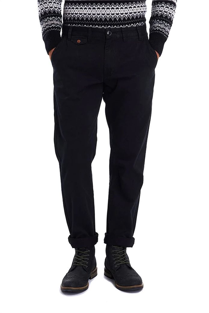 """Barbour ανδρικό παντελόνι """"Newston Twill Chinos"""" 0"""