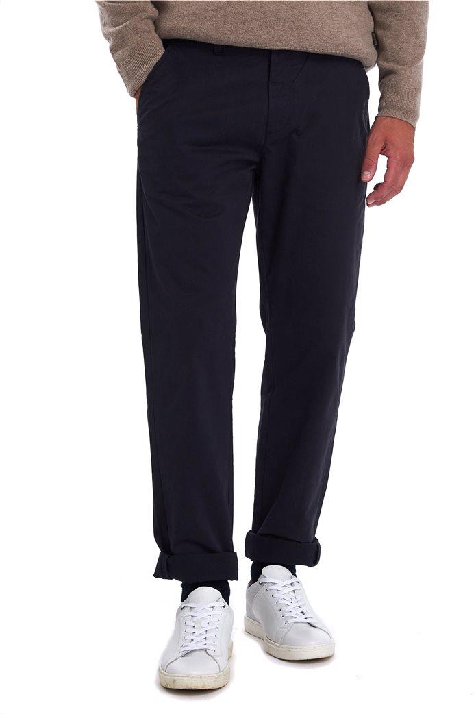Barbour ανδρικό chino παντελόνι μονόχρωμο 1