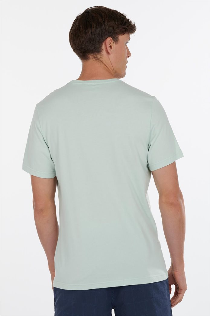 "Barbour ανδρικό T-shirt με print ""Loyal"" 2"