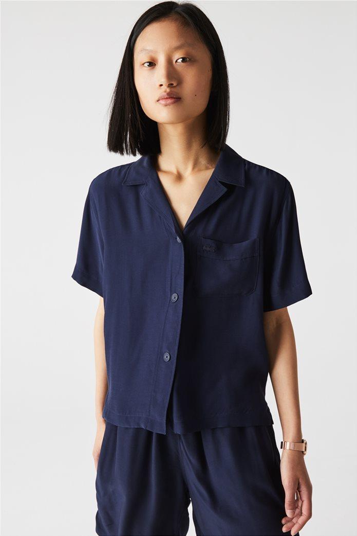 Lacoste γυναικείο πουκάμισο Hawaiian Fit 0