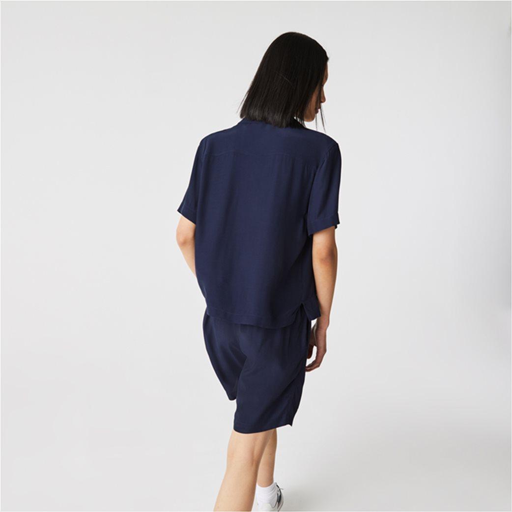 Lacoste γυναικείο πουκάμισο Hawaiian Fit 2