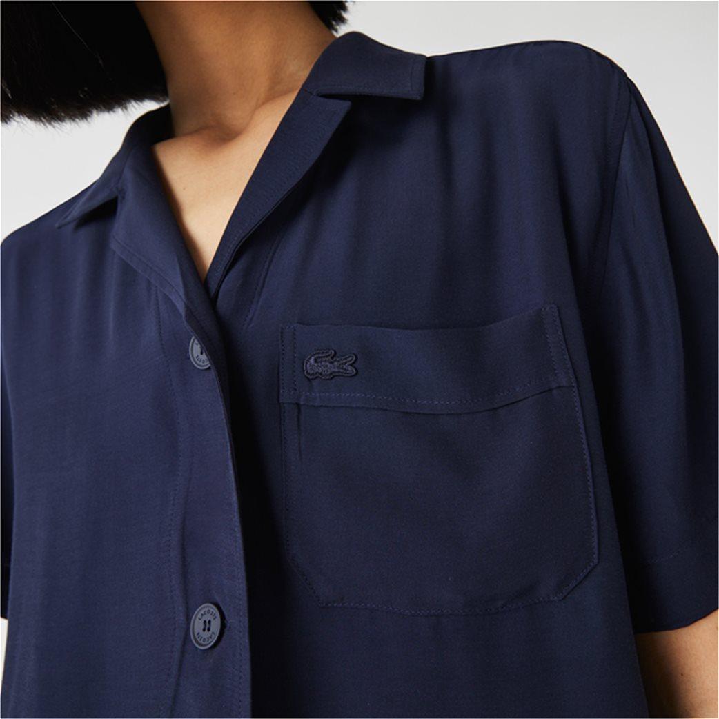 Lacoste γυναικείο πουκάμισο Hawaiian Fit 3