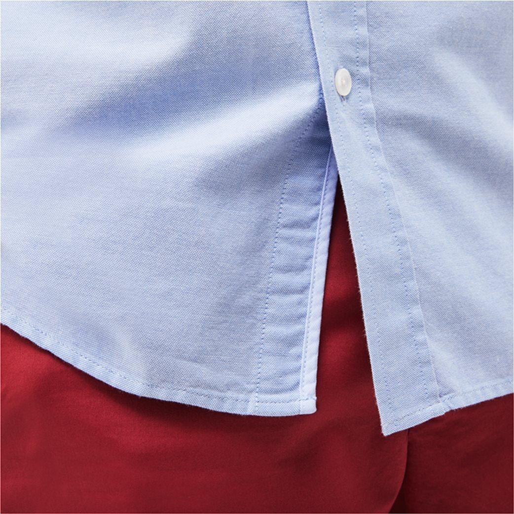 Ανδρικό πουκάμισο μονόχρωμο Spring Bloom Lacoste 4