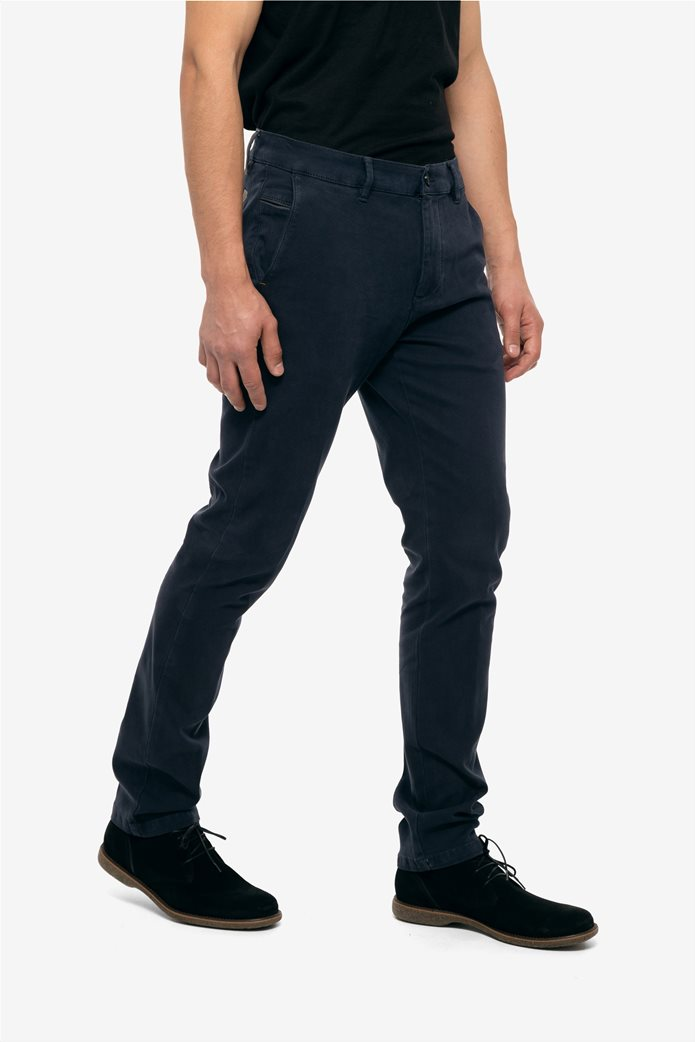 The Bostonians ανδρικό παντελόνι chinos slim fit 2