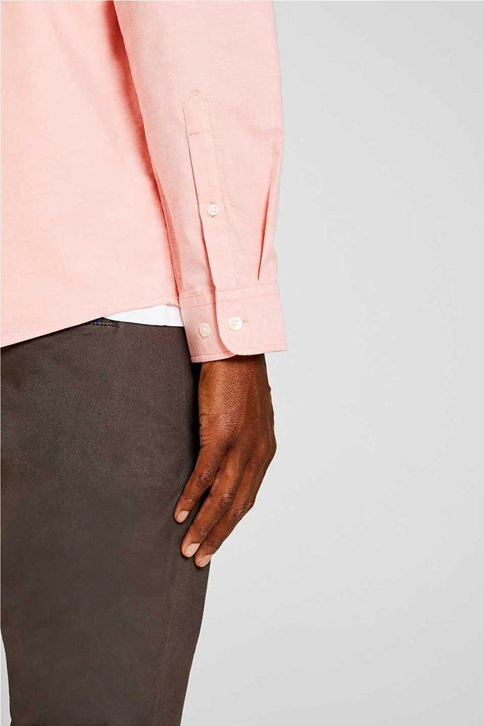 Esprit ανδρικό πουκάμισο με button-down γιακά Oxrford 2