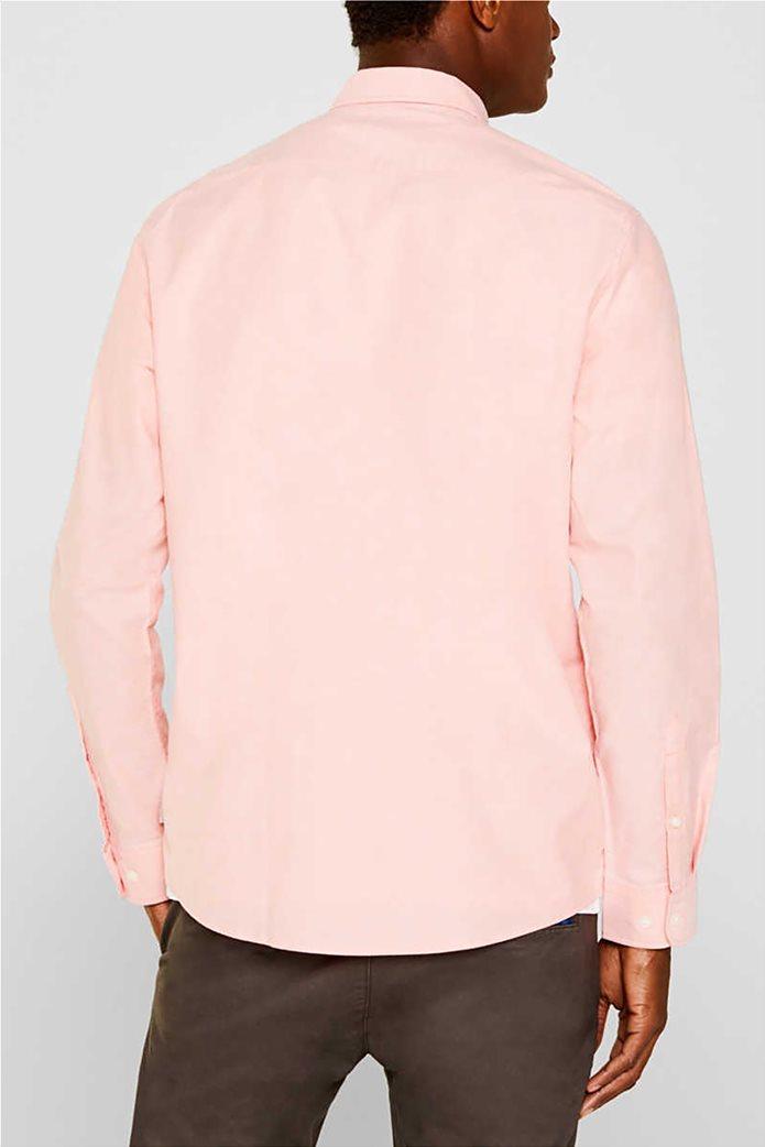 Esprit ανδρικό πουκάμισο με button-down γιακά Oxrford 3
