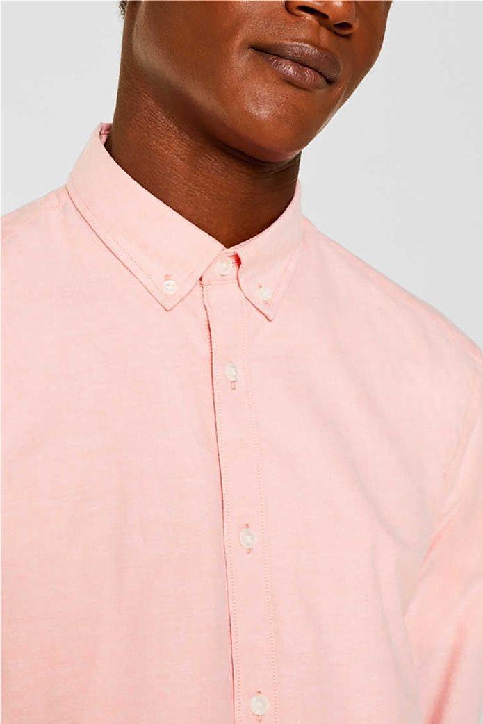 Esprit ανδρικό πουκάμισο με button-down γιακά Oxrford 4