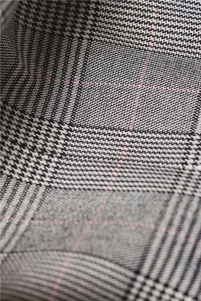 Esprit γυναικείo σακάκι με καρό print 5