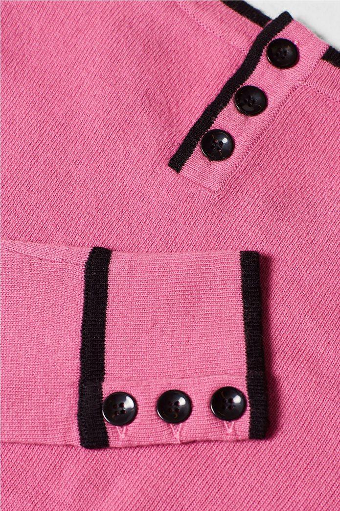 Desigual γυναικεία πλεκτή μπλούζα με κουμπιά 6