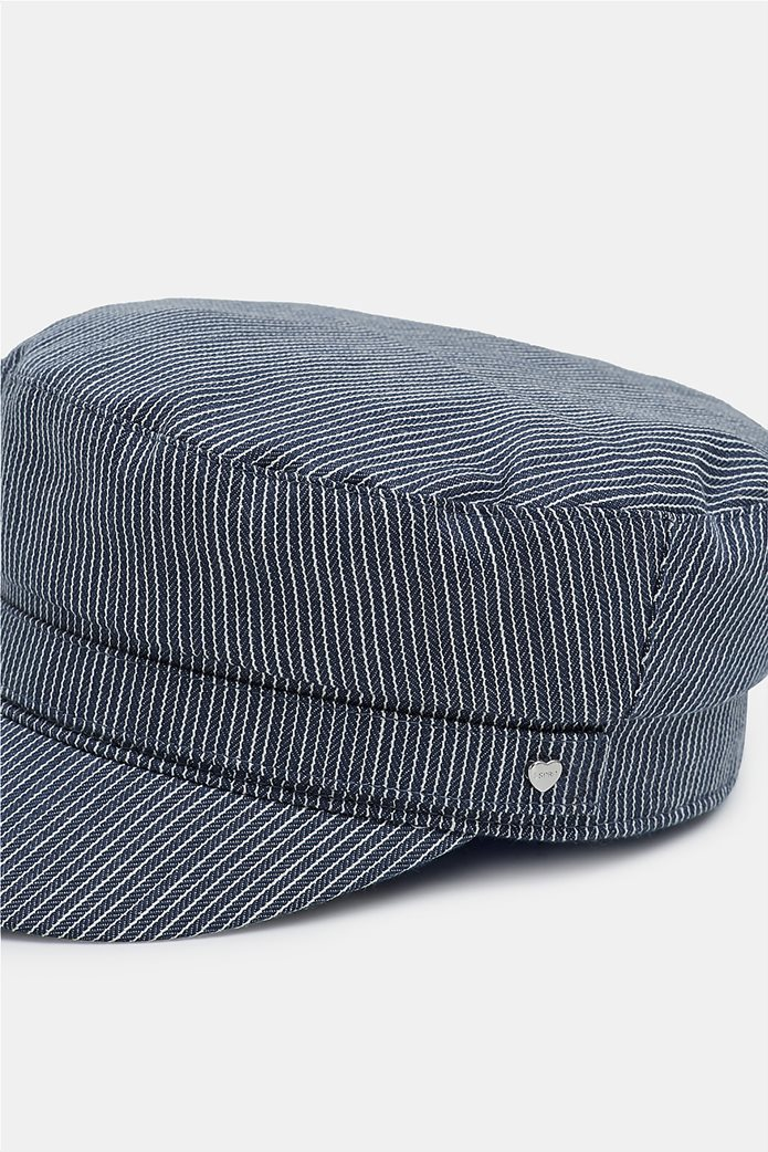 Esprit γυναικείo ναυτικό καπέλο με ρίγες 1