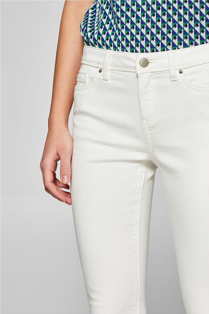 Esprit γυναικείο παντελόνι υφασμάτινο super stretch (32L) 2