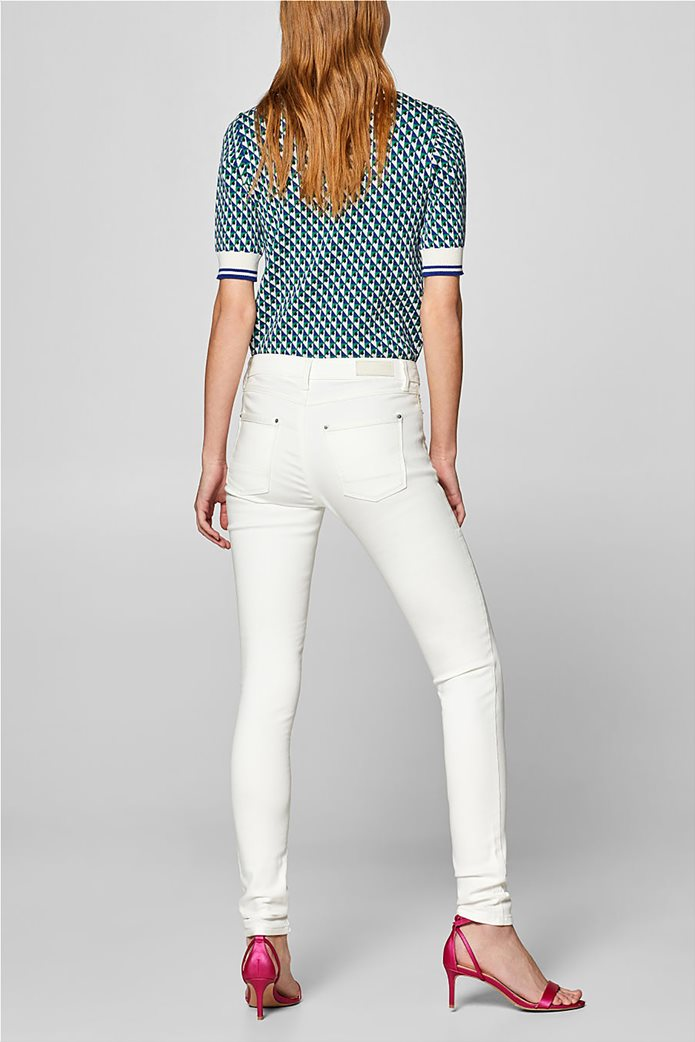 Esprit γυναικείο παντελόνι υφασμάτινο super stretch (32L) 3