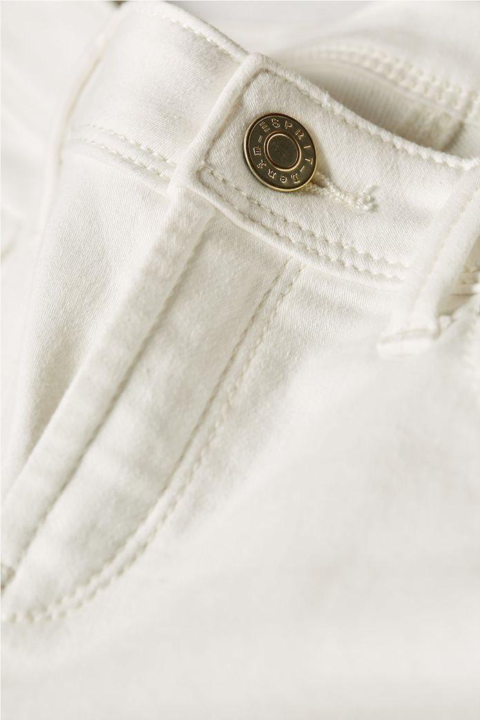 Esprit γυναικείο παντελόνι υφασμάτινο super stretch (32L) 4