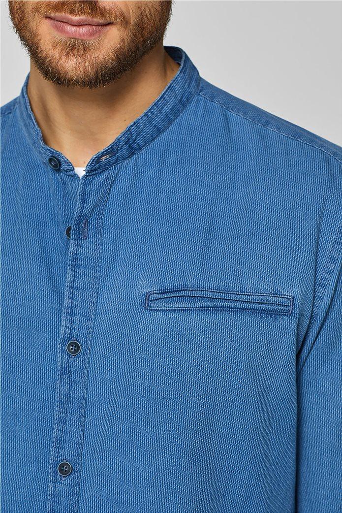 db6f3f159ff4 Esprit ανδρικό πουκάμισο με ανάγλυφο σχέδιο 1