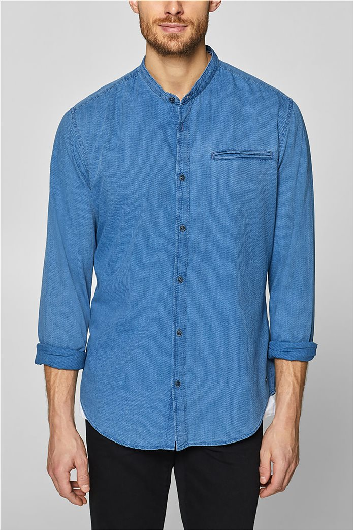 bebb98e8b11d Esprit ανδρικό πουκάμισο με ανάγλυφο σχέδιο 2