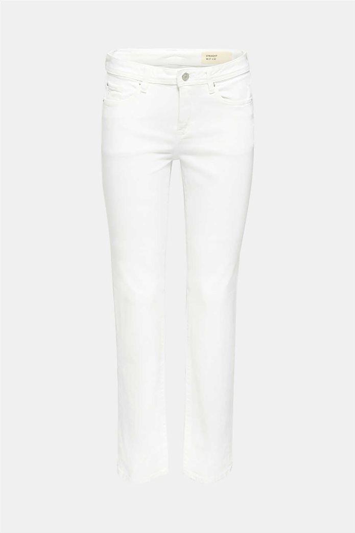 Esprit γυναικείο τζην παντελόνι ελαστικό Straight fit 3