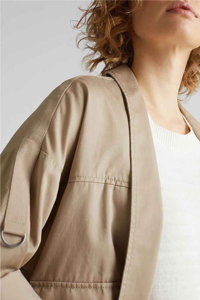 Esprit γυναικείο jacket με φαρδύ μανίκι 2