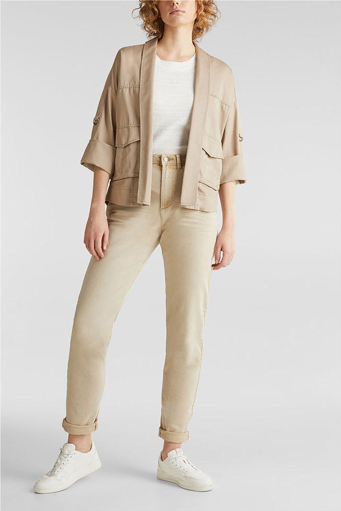 Esprit γυναικείο jacket με φαρδύ μανίκι 4