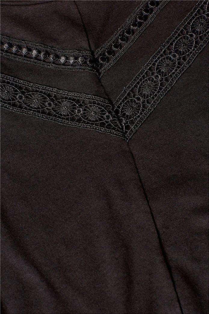 Esprit γυανικεία μπλούζα με δαντέλα 4