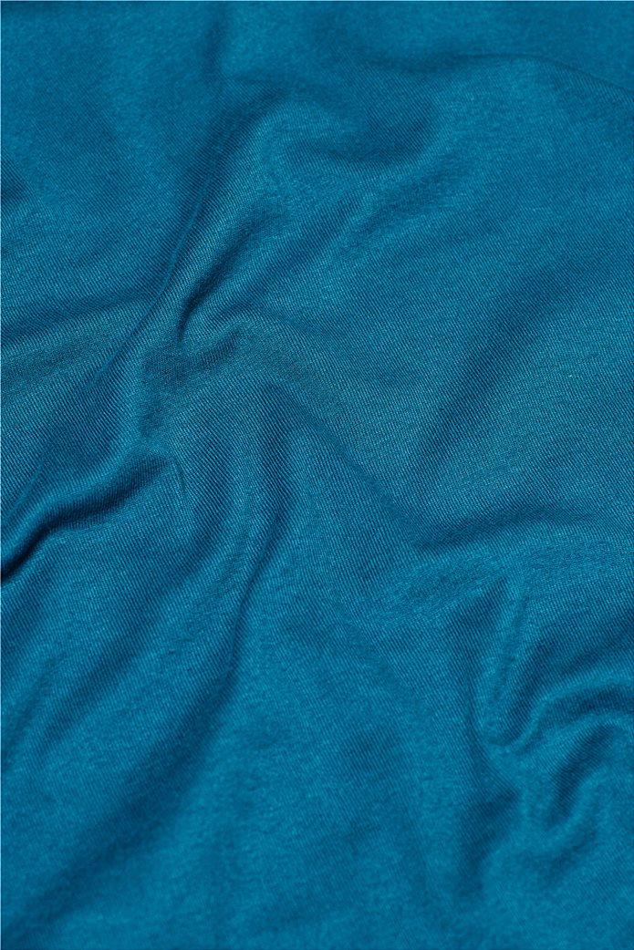 Esprit γυναικεία μπλούζα μονόχρωμη ζιβάγκο Α line 4