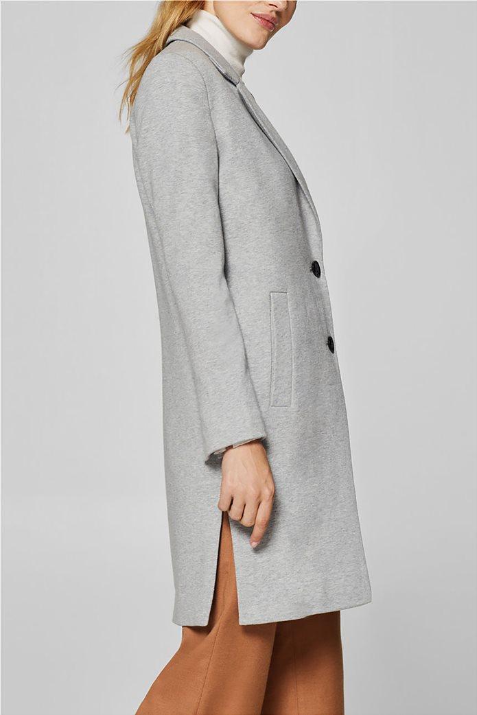 b30c0f36c1ab Esprit γυναικείο casual παλτό melange 5