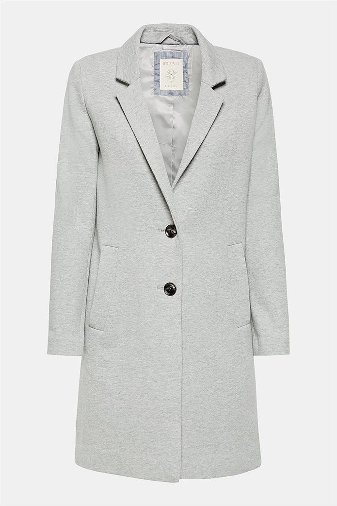 cea3cce6df4a Esprit γυναικείο casual παλτό melange 7