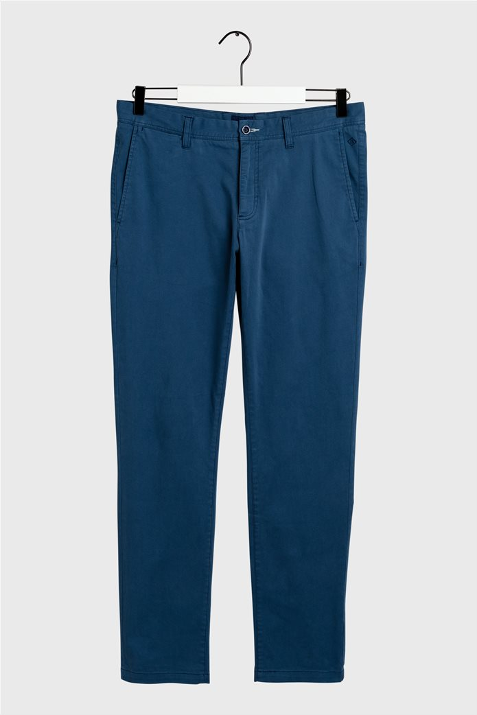 Gant ανδρικό casual  παντελόνι Slim fit 0
