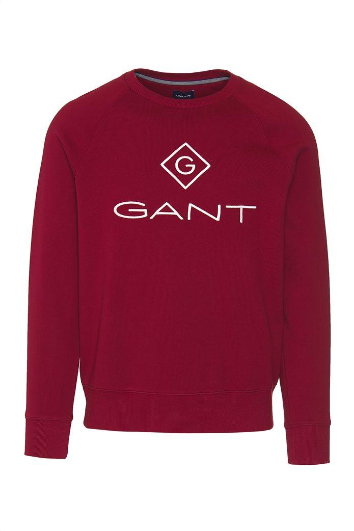 """Gant ανδρικό φούτερ """"Logo Crew"""" 3"""
