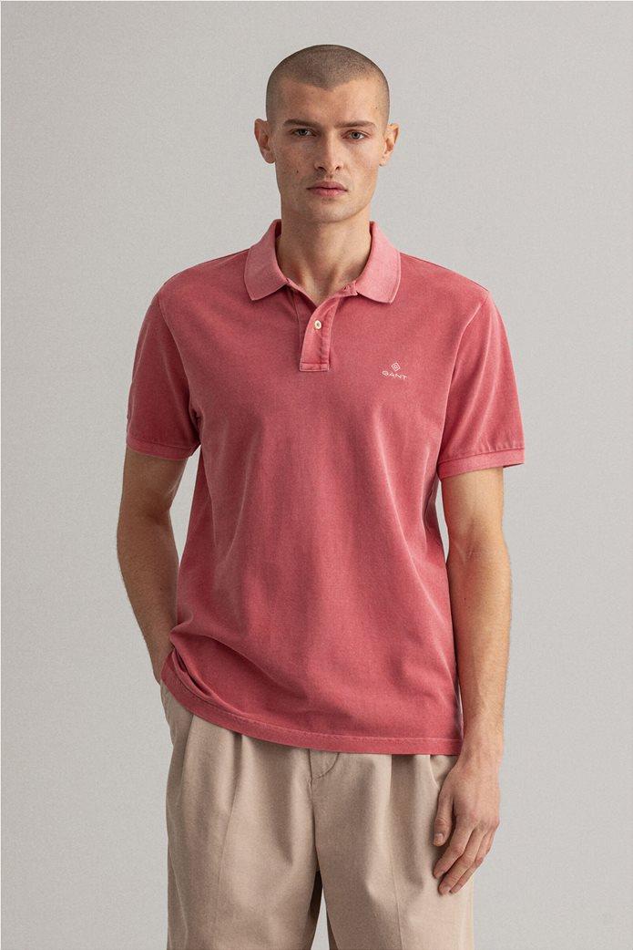 Gant ανδρική πόλο μπλούζα 0