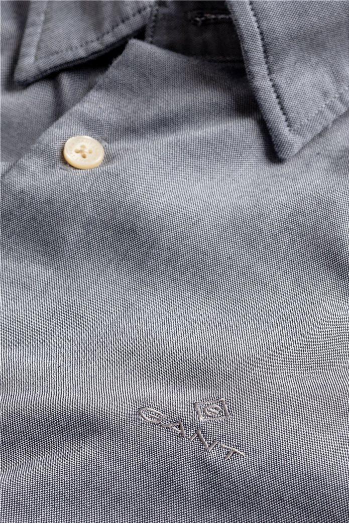 """Gant ανδρικό πουκάμισο μονόχρωμο Slim Fit """"Tech Prep™ Oxford"""" 1"""