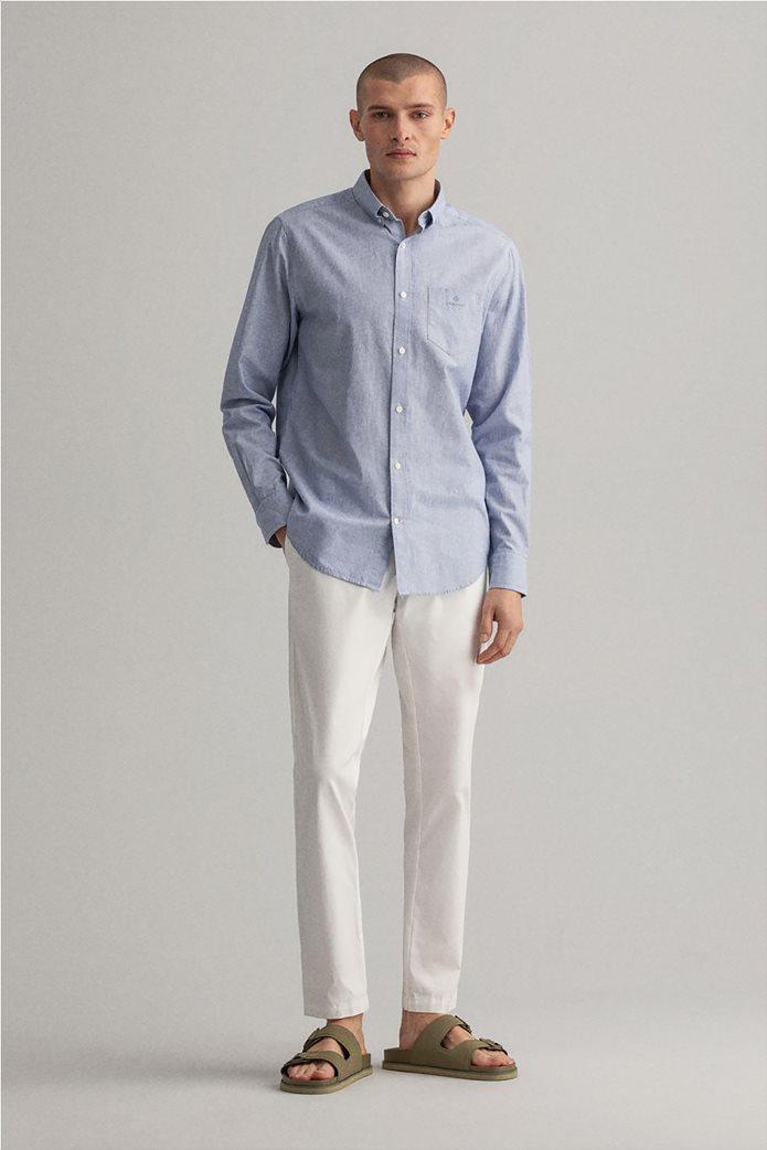 "Gant ανδρικό πουκάμισο Regular Fit ""Micro Stripe"" 2"