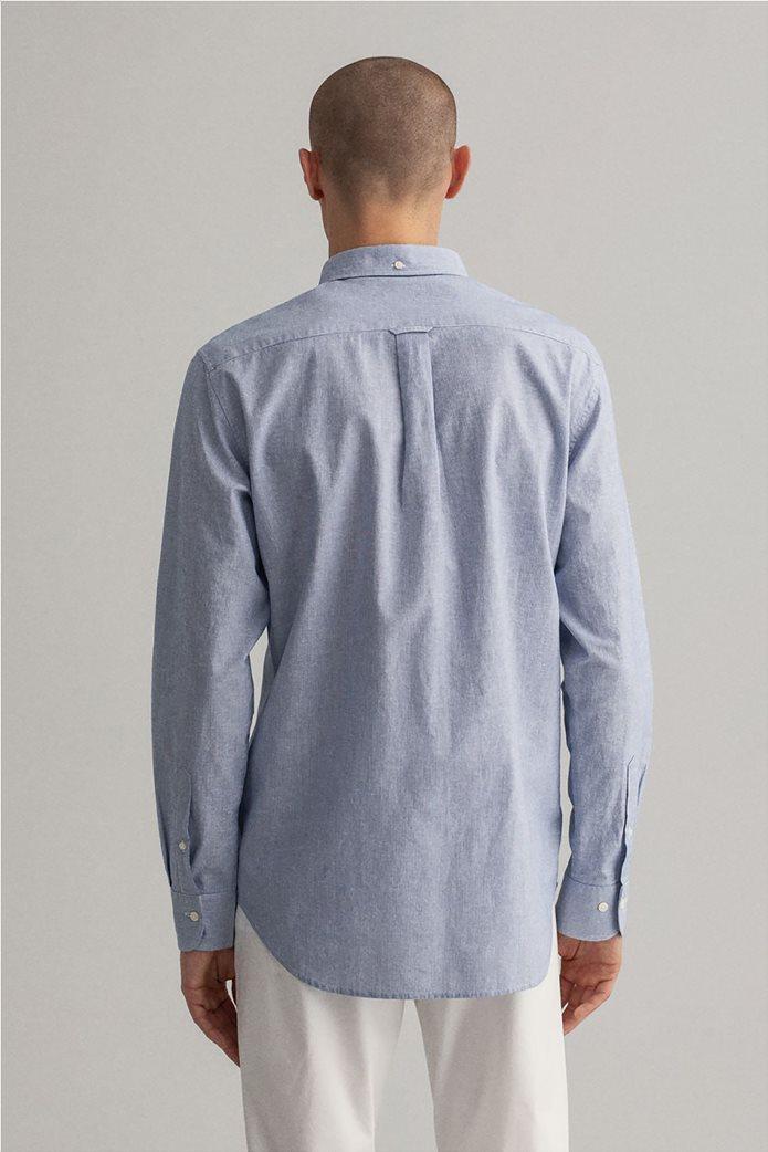 "Gant ανδρικό πουκάμισο Regular Fit ""Micro Stripe"" 3"