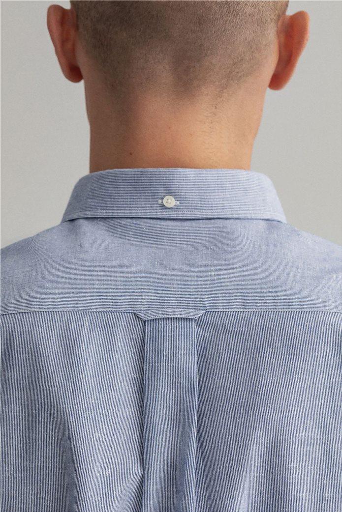 "Gant ανδρικό πουκάμισο Regular Fit ""Micro Stripe"" 4"