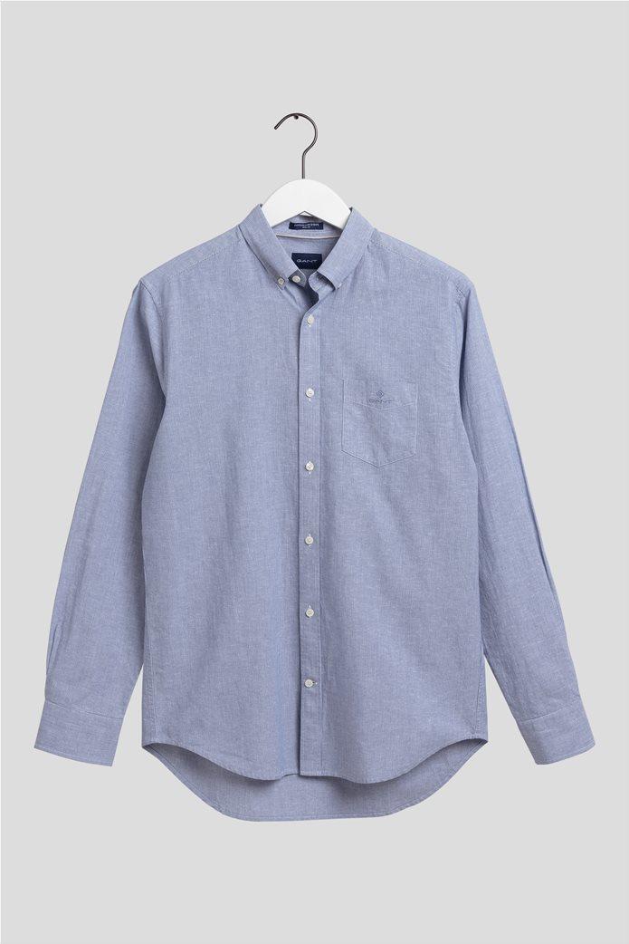"Gant ανδρικό πουκάμισο Regular Fit ""Micro Stripe"" 6"