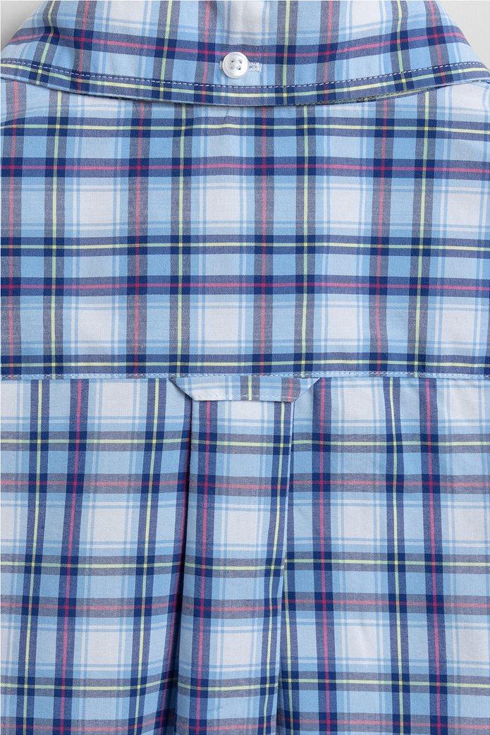 "Gant ανδρικό πουκάμισο καρό με button down γιακά ""Tech Prep ™"" 2"
